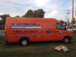 Water Damage Indian Trail Trailer