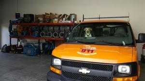 911 Restoration Charlotte Warehouse