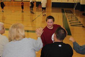 Take On Sports High Five