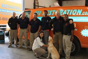 911-restoration-Disaster Restoration services