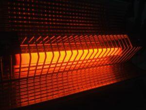 Space Heater Fire Damage Restoration